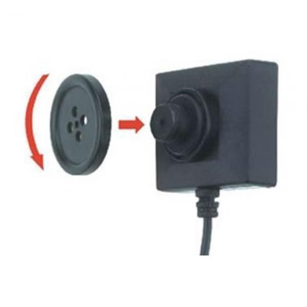 Covert Button Camera-0