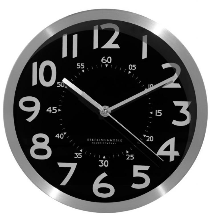 Hidden Spy Camera Video Recorder Wall Clock