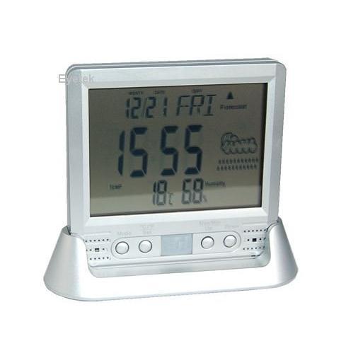 Mini Digital Clock Hidden Camera Video Recorder-0