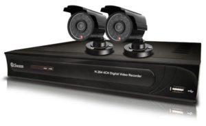 Swann DVR Security System-0