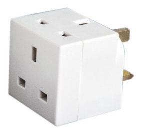 GSM Bug Infinity Mains Plug Adapter Audio Listening Device-0