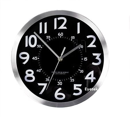 GSM Bug In Wall Clock Recording Device-2350