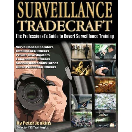 Surveillance Tradecraft Manual-0