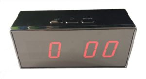 IP HD Concealed Security Camera Digital Clock Video Recorder-0