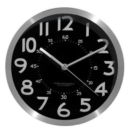 WIFI / IP Wall Clock Concealed Security Camera Video Recorder-0