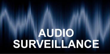 audio surveillance